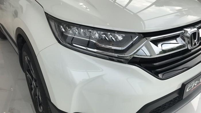 Honda Crv Màu Trắng 180 Triệu Nhận Xe + Bảo Hiểm/Camera/Phim