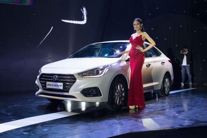 Hyundai Accent đầy đủ các phiên bản, màu sắc, hỗ hỗ trợ trả góp tối ưu, duyệt hồ sơ nhanh, hỗ trợ đăng ký Taxi, Grab,...