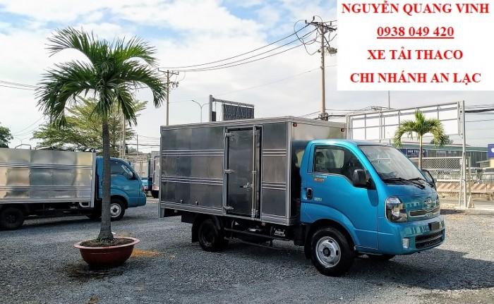 Kia K250 - Sản Phẩm Cải Tiến Từ K3000s Và K165