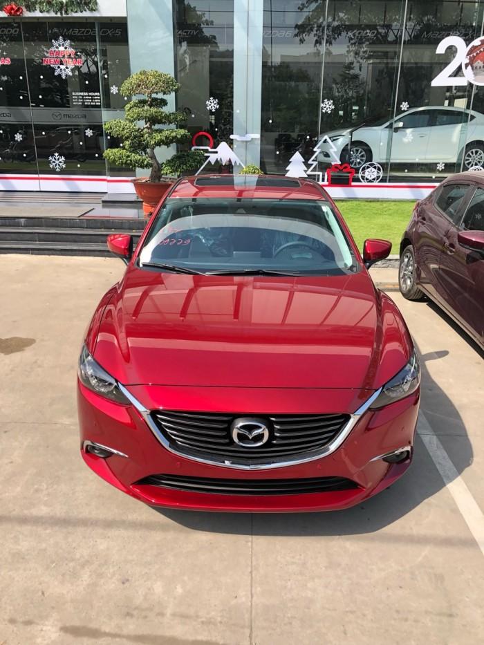 Mazda 6 Premium 2019-Thanh toán 300tr nhận xe-Hỗ trợ hồ sơ vay 7