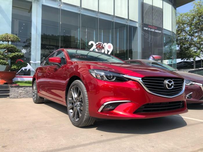Mazda 6 Premium 2019-Thanh toán 300tr nhận xe-Hỗ trợ hồ sơ vay 9