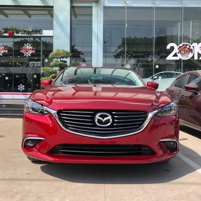 Mazda 6 Premium 2019-Thanh toán 300tr nhận xe-Hỗ trợ hồ sơ vay 6