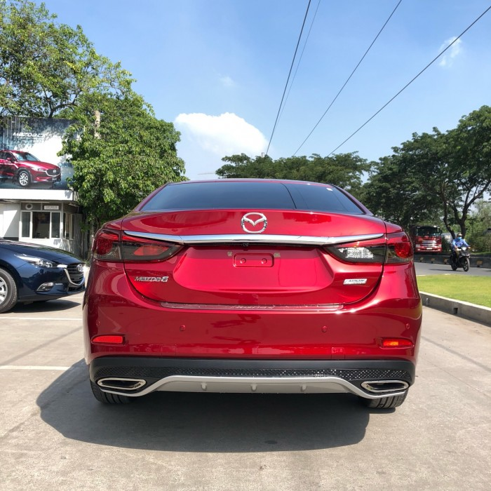 Mazda 6 Premium 2019-Thanh toán 300tr nhận xe-Hỗ trợ hồ sơ vay 4