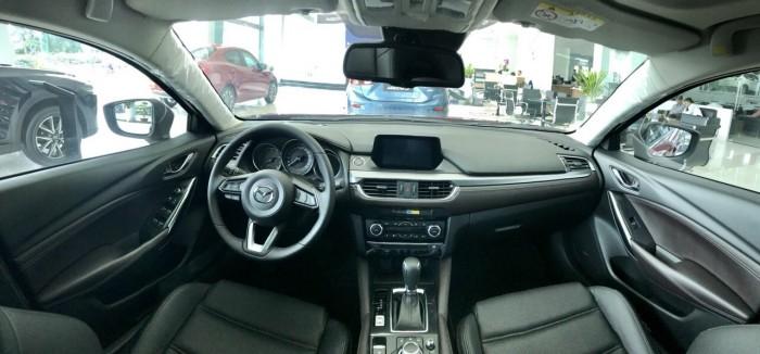 Mazda 6 Premium 2019-Thanh toán 300tr nhận xe-Hỗ trợ hồ sơ vay 2