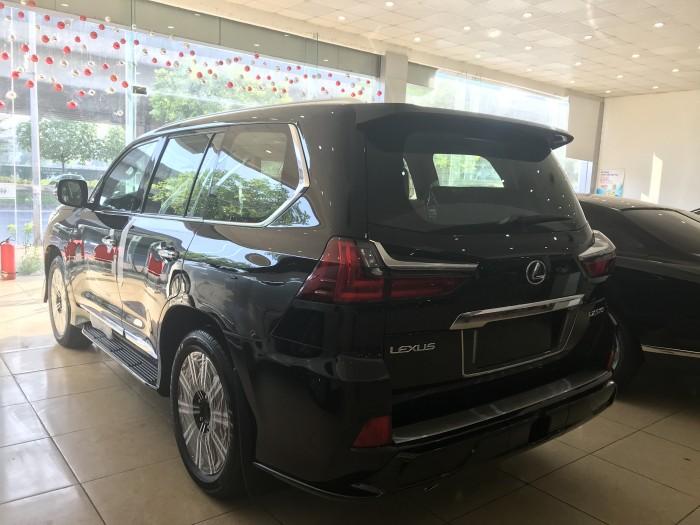 Bán Lexus LX570 Super Sport 2019,màu đen, nội thất nâu đỏ, xe nhập nguyên chiếc, mới 100%.xe giao ngay