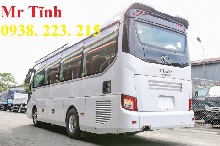 Bán xe 29 chỗ Tb79s Thaco Garden-29 chỗ Bầu Hơi Thaco Tb79s 2019 22