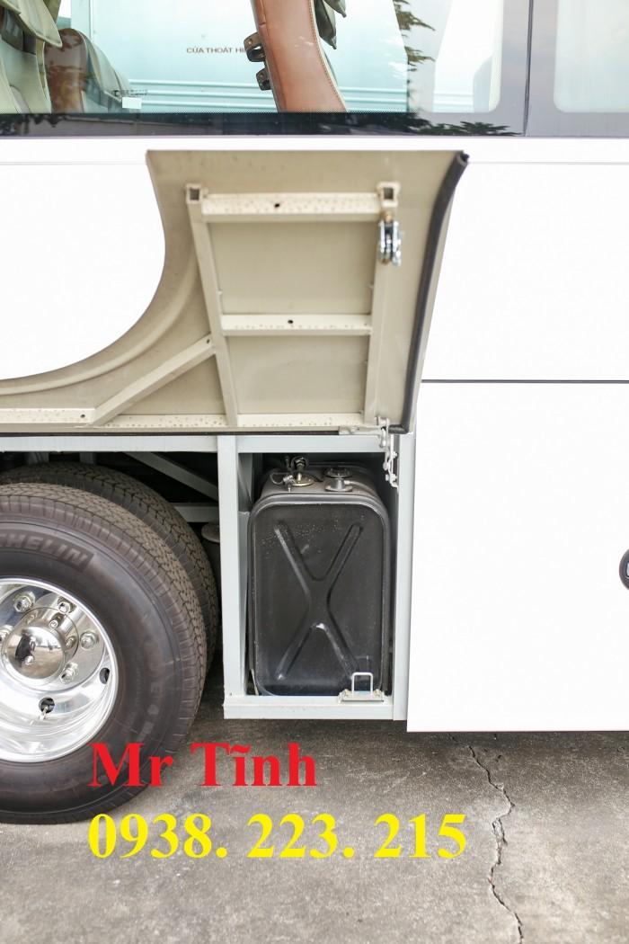 Bán xe 29 chỗ Tb79s Thaco Garden-29 chỗ Bầu Hơi Thaco Tb79s 2019 19