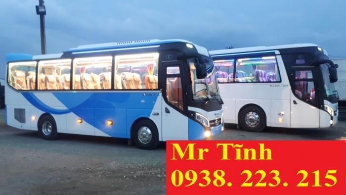 Bán xe 29 chỗ Tb79s Thaco Garden-29 chỗ Bầu Hơi Thaco Tb79s 2019 21