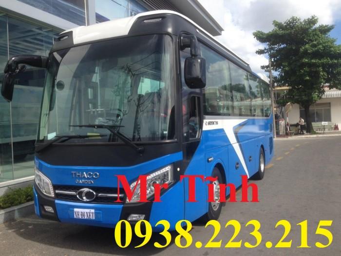 Bán xe 29 chỗ Tb79s Thaco Garden-29 chỗ Bầu Hơi Thaco Tb79s 2019 17