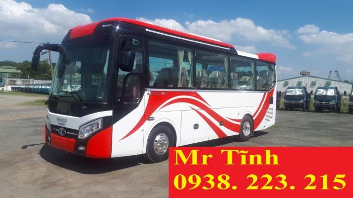 Bán xe 29 chỗ Tb79s Thaco Garden-29 chỗ Bầu Hơi Thaco Tb79s 2019 16
