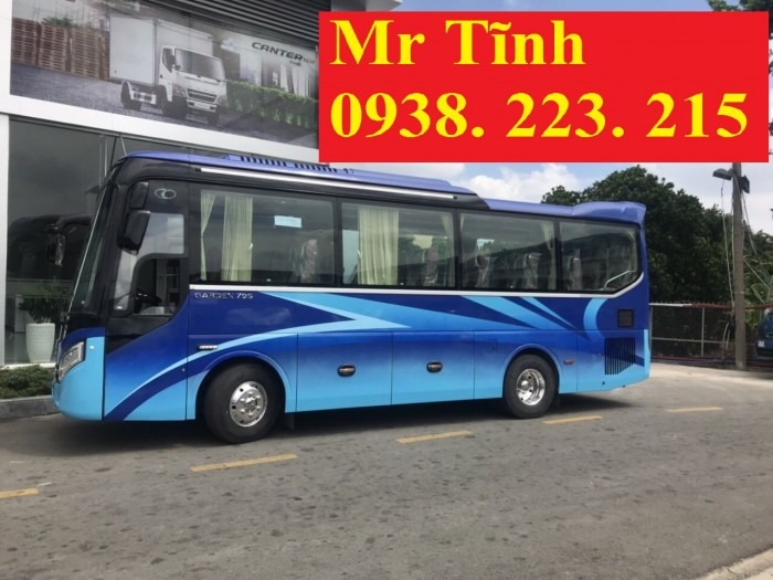 Bán xe 29 chỗ Tb79s Thaco Garden-29 chỗ Bầu Hơi Thaco Tb79s 2019 14