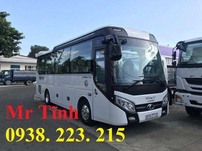 Bán xe 29 chỗ Tb79s Thaco Garden-29 chỗ Bầu Hơi Thaco Tb79s 2019 12