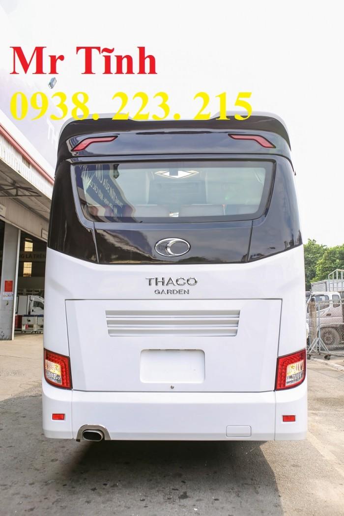 Bán xe 29 chỗ Tb79s Thaco Garden-29 chỗ Bầu Hơi Thaco Tb79s 2019 6