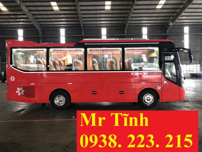 Bán xe 29 chỗ Tb79s Thaco Garden-29 chỗ Bầu Hơi Thaco Tb79s 2019 10