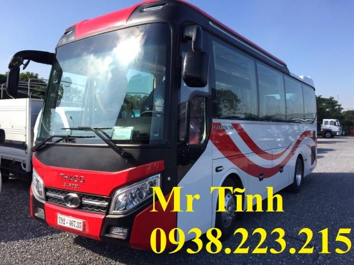 Bán xe 29 chỗ Tb79s Thaco Garden-29 chỗ Bầu Hơi Thaco Tb79s 2019 9