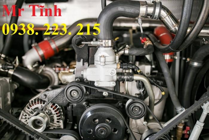 Bán xe 29 chỗ Tb79s Thaco Garden-29 chỗ Bầu Hơi Thaco Tb79s 2019 2