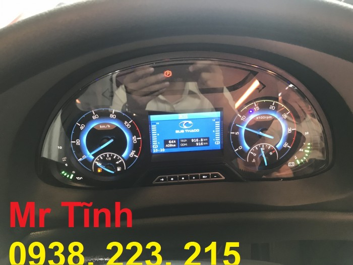 Bán xe 29 chỗ Tb79s Thaco Garden-29 chỗ Bầu Hơi Thaco Tb79s 2019 4
