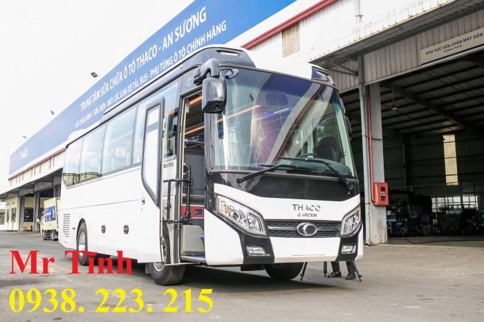 Bán xe 29 chỗ Tb79s Thaco Garden-29 chỗ Bầu Hơi Thaco Tb79s 2019 3
