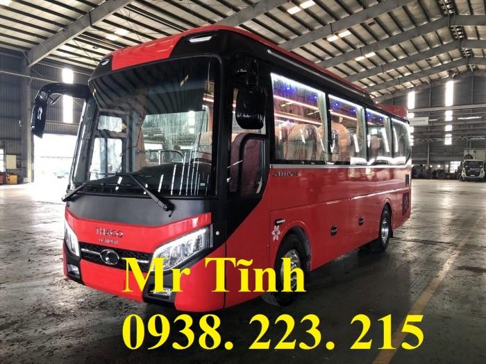 Bán xe 29 chỗ Tb79s Thaco Garden-29 chỗ Bầu Hơi Thaco Tb79s 2019 1