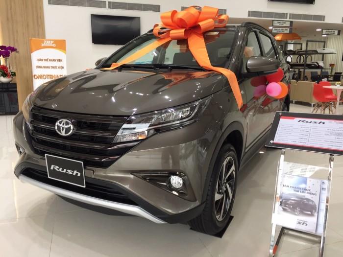 Toyota Rush 1.5 AT Nhập Khẩu