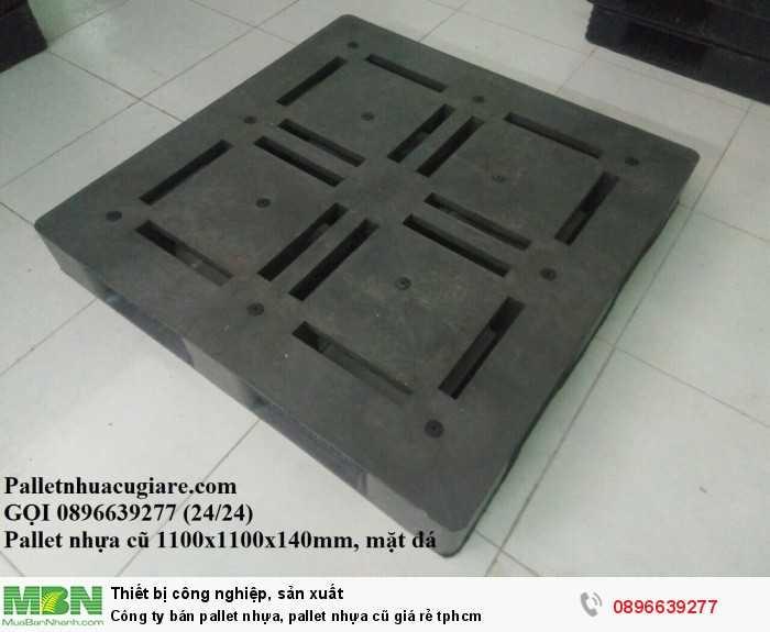 Giá pallet nhựa, pallet nhựa cũ giá rẻ tphcm - Gọi 0896639277 (24/24)3