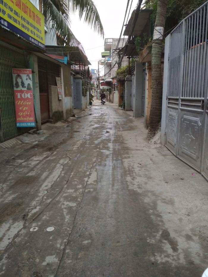 Bán đất tổ 25 Thượng Thanh, Long Biên ô tô đỗ cửa giá