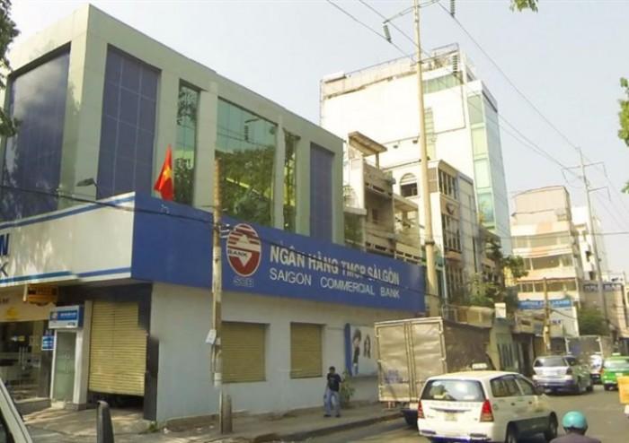 Bán nhà 2 mặt tiền đường Đinh bộ Lĩnh, Bình Thạnh, 120m2