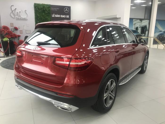 Bán Mercedes GLC200 New 2018-2019, full màu giá tốt giao ngay