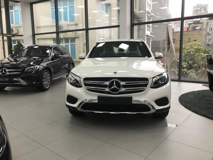 Bán Mercedes GLC200 New 2018, full màu giá tốt giao ngay