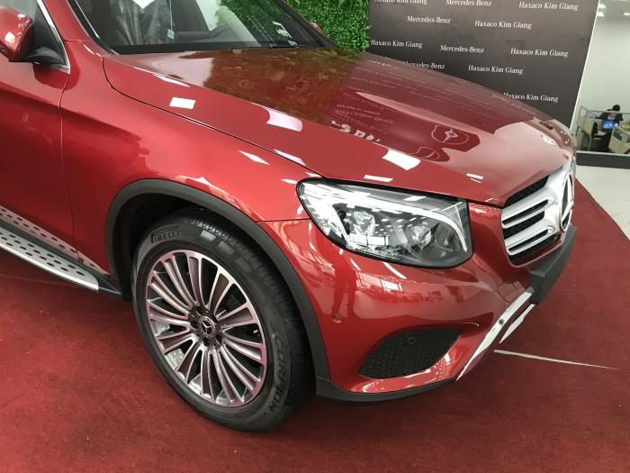 Bán Mercedes GLC250 New 2018-2019, full màu giá tốt giao ngay