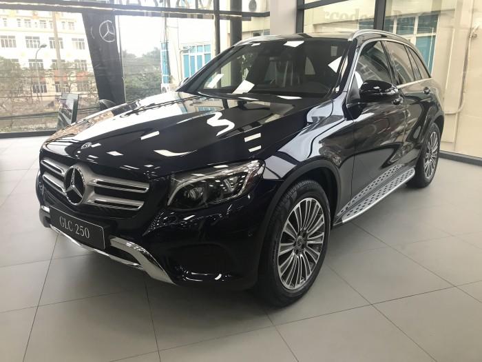 Bán Mercedes GLC250 New 2018-2019, full màu, giá tốt giao ngay ưu đãi hấp dẫn