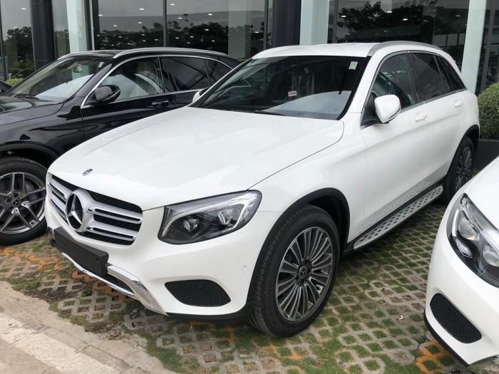 Bán Mercedes GLC250 New 2019, full màu, giá tốt giao ngay ưu đãi hấp dẫn