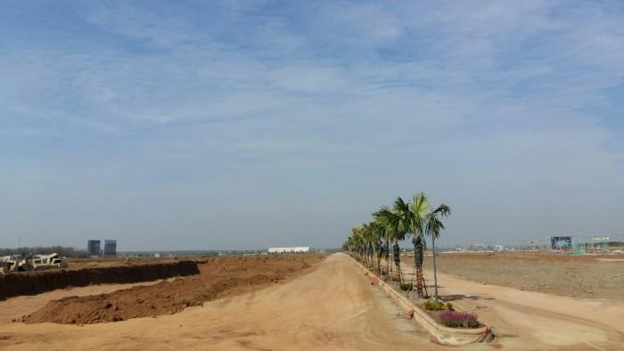 KĐT phức hợp cảnh quan cát tường phú hưng....tại TP Đồng Xoài
