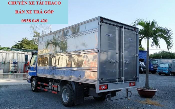 Xe Tải Trường Hải - Thaco Ollin350 E4 - Tải 2,2 & 3,49 Tấn - Hổ Trợ Trả Góp