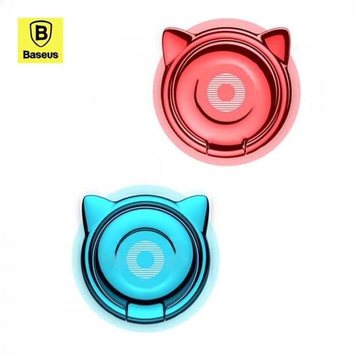 Giá Đỡ Hít Điện Thoại Iring Cao Cấp Cute Cat Ear Ring7