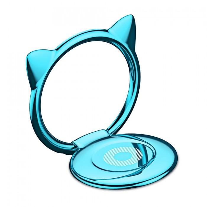 Giá Đỡ Hít Điện Thoại Iring Cao Cấp Cute Cat Ear Ring8