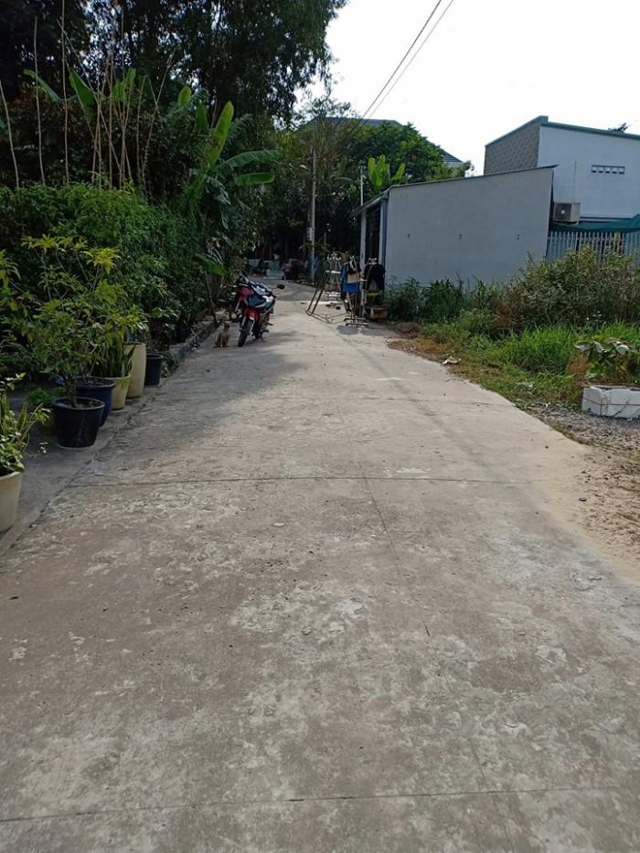 bán đất thổ cư gần chợ cũ Tương Bình Hiệp, Tp Thủ Dầu Một, Bình Dương
