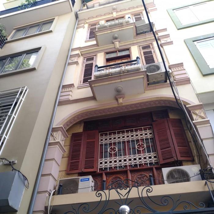 Bán nhà đẹp ngõ 44 Hào Nam, ngõ thông, 5 tầng