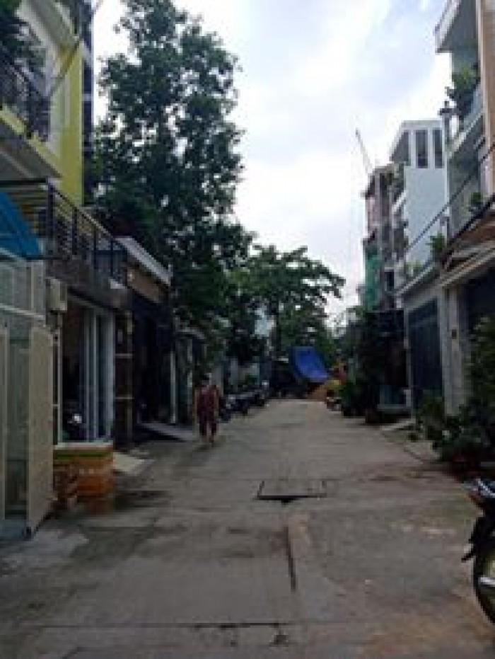 Bán nhà hẻm 6m Nguyễn Quang Diệu, P.Tân Quý, Q.Tân Phú (gần chợ Tân Hương), 8x20m, 1 lầu
