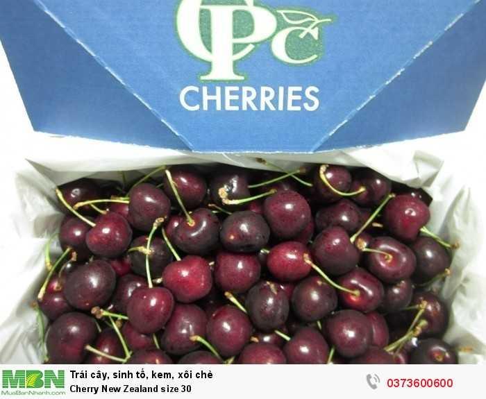 Cherry New Zealand size 30 - hàng Air 1 ngày về đến TPHCM0