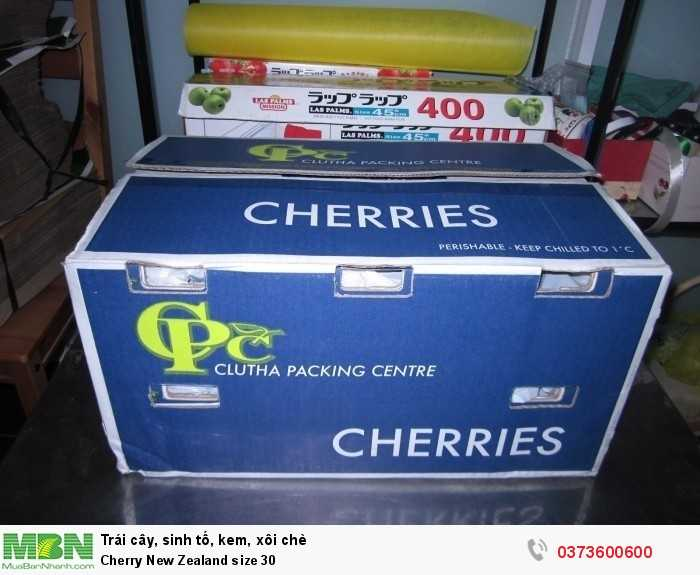 Shop bán Cherry New Zealand với đầy đủ giấy tờ nhập khẩu cho từng lô hàng rõ ràng4