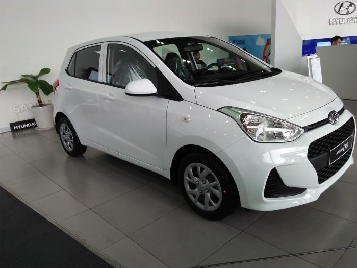 Hyundai Grand I10 1.2 MT các màu, hỗ trở trả góp tối ưu, hỗ trợ đăng ký Taxi, Grab,… 1