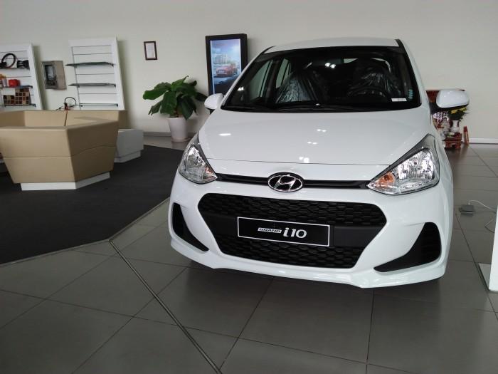 Hyundai Grand I10 1.2 MT các màu, hỗ trở trả góp tối ưu, hỗ trợ đăng ký Taxi, Grab,… 3