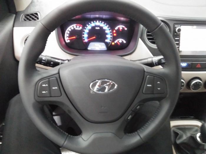 Hyundai Grand I10 1.2 MT các màu, hỗ trở trả góp tối ưu, hỗ trợ đăng ký Taxi, Grab,… 0