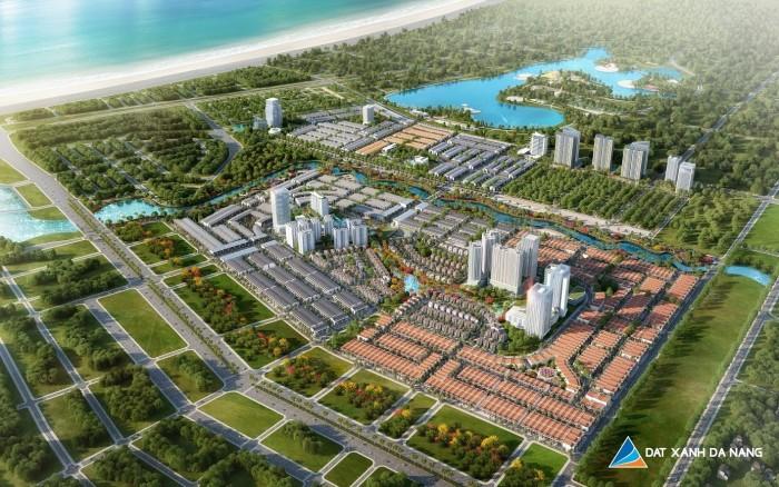Nhà ở Cao cấp Dự án thu hút khách hàng sở hữu bởi MT 30m cuối cùng của Đà Nẵng