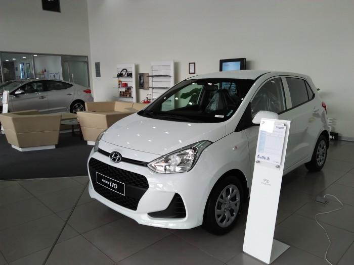 Hyundai Grand I10 1.2 AT đầy đủ các màu, 405 triệu, hỗ trở trả tối ưu, quà tặng hấp dẫn 3