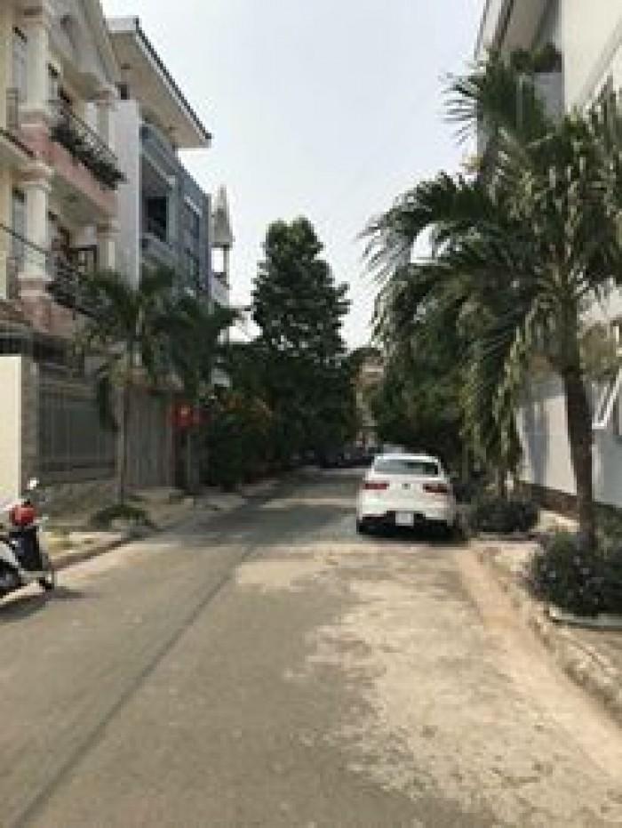 Bán nhà Hẻm 10m Lương thế Vinh, P.Tân Thới Hòa, Q.Tân Phú, đất, 8.6x14.6m