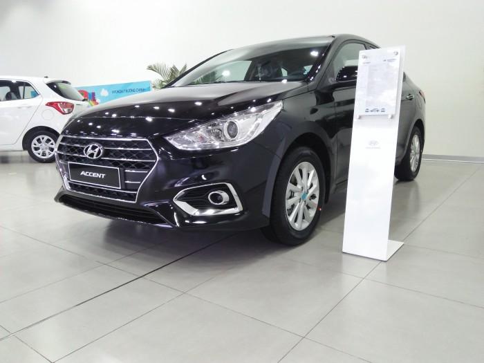 Hyundai Accent MT bản Full, đầy đủ các màu hỗ trợ trả góp tối ưu, hỗ trợ đk Taxi,  Grab, quà tặng hấp dẫn 3