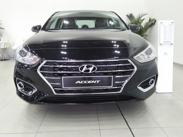 Hyundai Accent MT bản Full, đầy đủ các màu hỗ trợ trả góp tối ưu, hỗ trợ đk Taxi,  Grab, quà tặng hấp dẫn 2