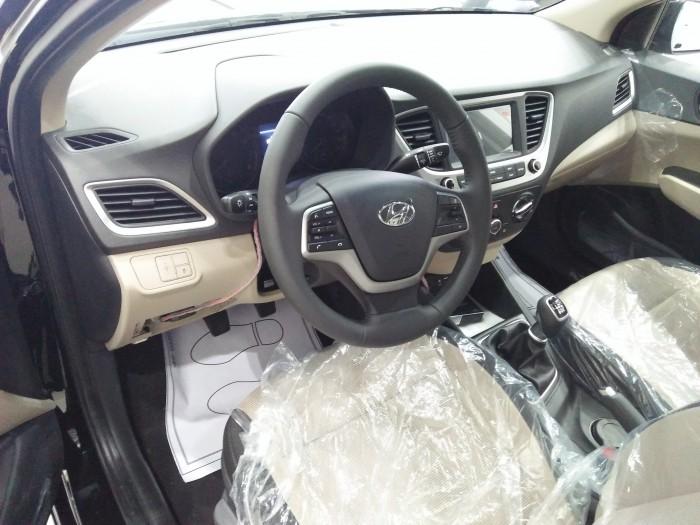 Hyundai Accent MT bản Full, đầy đủ các màu hỗ trợ trả góp tối ưu, hỗ trợ đk Taxi,  Grab, quà tặng hấp dẫn 0